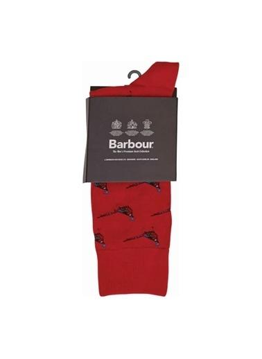 Barbour Mavin Çorap Re55 Red Kırmızı